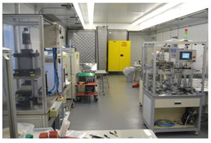 Cell Assembly Dry Room