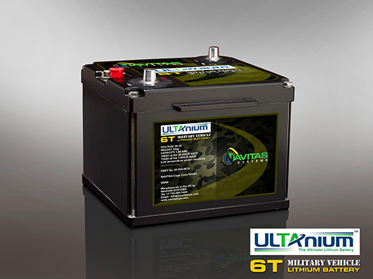 Navitas Systems Ultanium Group31 Lithium Battery