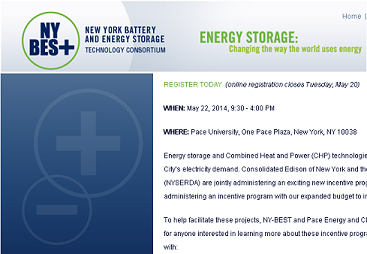NY Battery & ERG storage